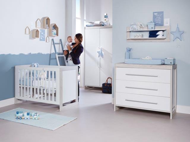 Styling babykamer voor Baby-Dump